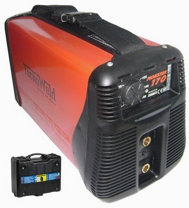 "Свар.апп.инвертор ""TECNOWELD"" MONSTER 170 (220В,4,5кВт,5-160А)"